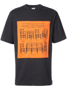 футболка с принтом стульев Loewe