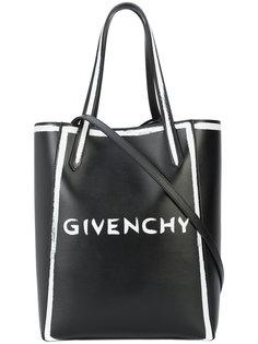 сумка-шоппер с логотипом Givenchy