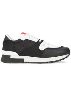 кроссовки с панельным дизайном Givenchy