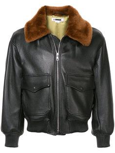 куртка с эластичной вставкой H Beauty&Youth