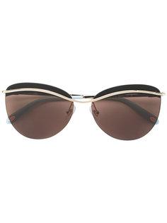 солнцезащитные очки кошачий глаз Tiffany & Co.