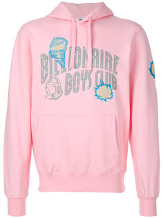 printed logo hoodie Billionaire Boys Club