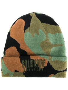 camouflage beanie Billionaire Boys Club