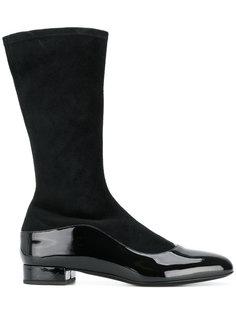 ботинки с контрастным дизайном Giorgio Armani