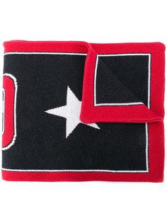трикотажный шарф Paris Givenchy
