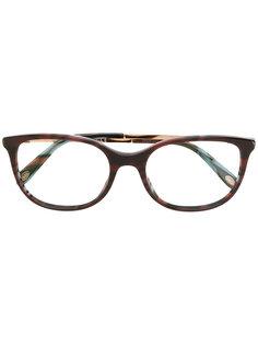 квадратные очки в полоску  Tiffany & Co.