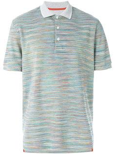 тональная рубашка-поло Missoni