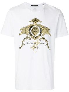 футболка Lago Di Como Italy Billionaire