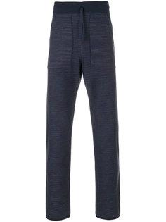 спортивные брюки на шнурке Missoni