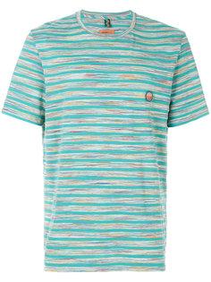 футболка с круглым вырезом Missoni