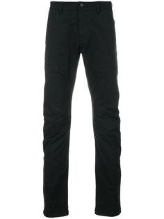 прямые брюки со сборками Attachment