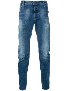 выбеленные джинсы кроя слим G-Star