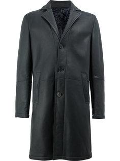 прямое пальто на пуговицах Drome
