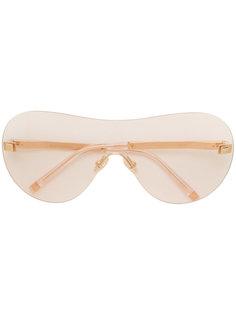 oversized aviator sunglasses Boucheron