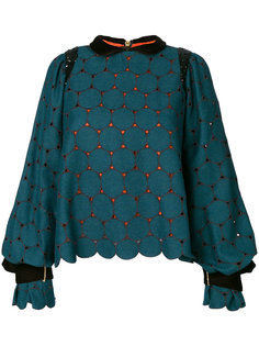 кружевная блузка  Kolor