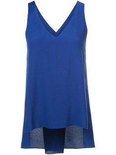 v-neck sleeveless blouse Rosetta Getty