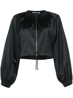 zipped cropped jacket Rosetta Getty