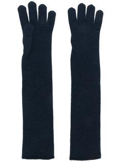 длинные перчатки Drumohr