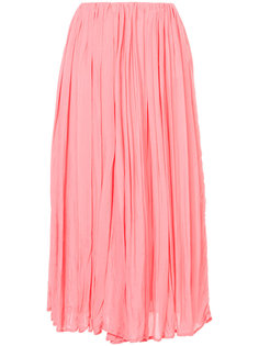 длинная плиссированная юбка 08Sircus