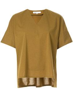 футболка с V-образным вырезом  08Sircus