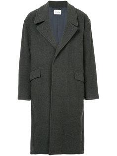 пальто с потайной застежкой monkey time
