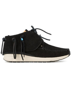 Black FBT veggie sneakers Visvim
