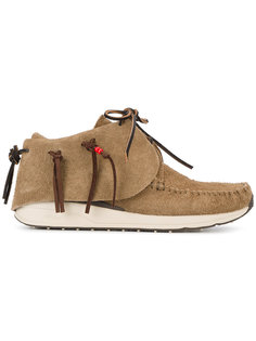 Brown FBT veggie sneakers Visvim