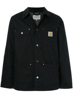куртка-рубашка на пуговицах  Carhartt