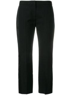 укороченные брюки Alexander McQueen