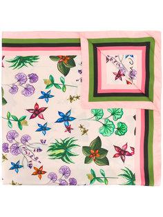 шарф в полоску Luisa Cerano