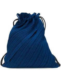 текстурированная сумка-мешок Pleats Please By Issey Miyake