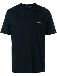 футболка с принтом логотипа Neil Barrett