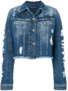 джинсовая куртка Babes Only Philipp Plein