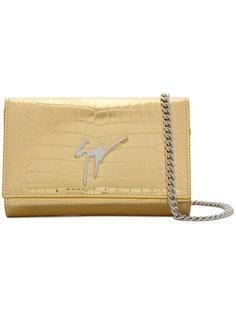 Lory clutch Giuseppe Zanotti Design