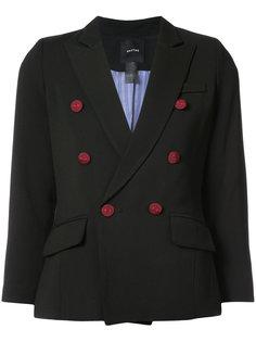 двубортный пиджак Smythe