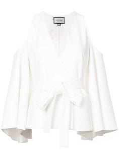 блузка с открытыми плечами Nila Alexis