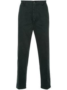 повседневные укороченные брюки Estnation