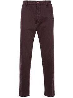 укороченные повседневные брюки  Estnation
