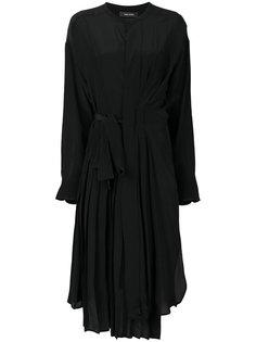 платье миди с поясом Isabel Marant