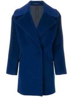 пальто миди с потайной застежкой Tagliatore