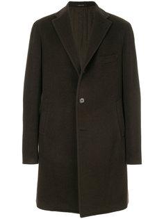 двубортное пальто миди Tagliatore