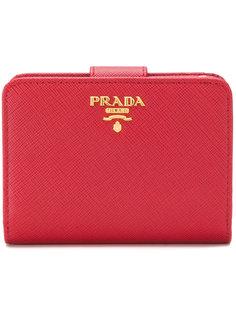 маленький кошелек Saffiano Prada