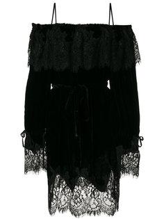 кружевное платье Sophia Gold Hawk