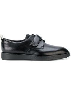 ботинки монки Prada
