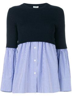 knit top shirt Kenzo