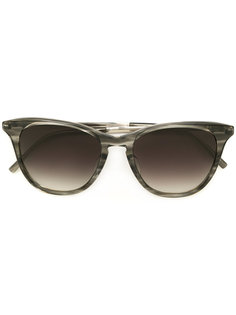 square gradient sunglasses Matsuda