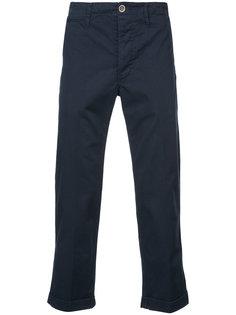 укороченные брюки-чинос прямого кроя Visvim