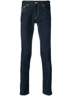 джинсы кроя скинни Alexander McQueen