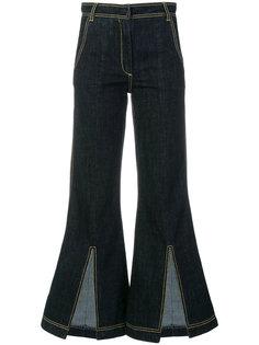 укороченные брюки клеш  Each X Other