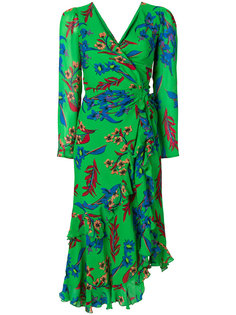 платье с цветами Etro